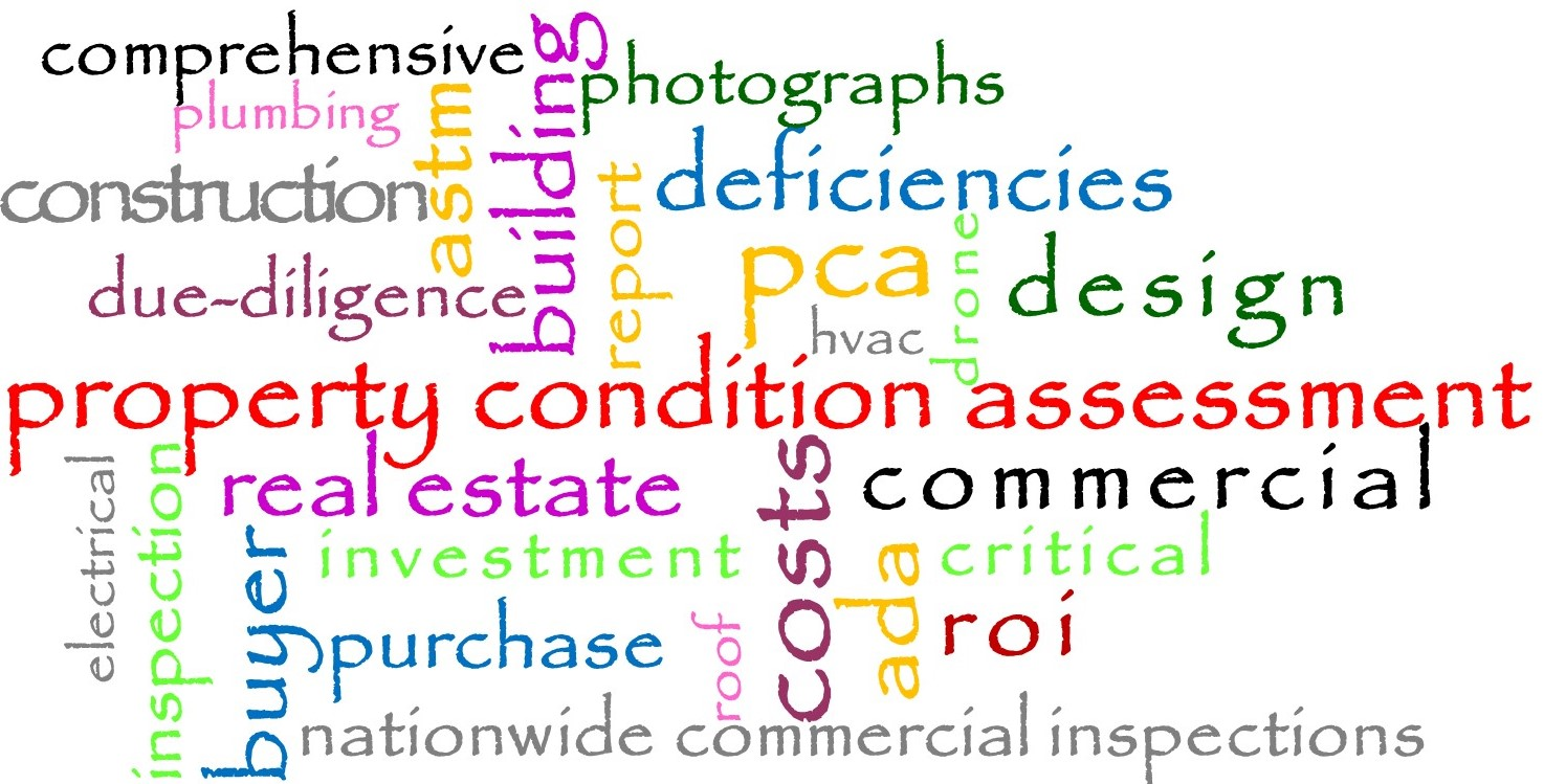 What is a property condition assessment?